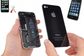 מעבדת תיקונים לטלפונים חכמים, iPhone, ומחשבי כף יד